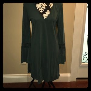 Boutique dress. Worn one time! Excellent condition